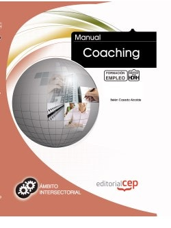Manual de coaching, escrito por Belén Casado