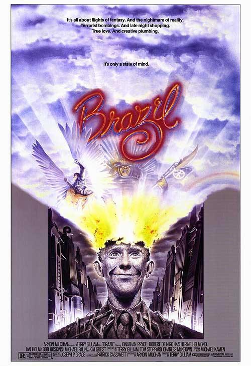 Cartel de la película Brazil