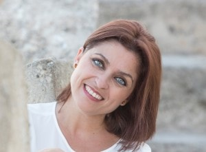 La autora Paz Castelló