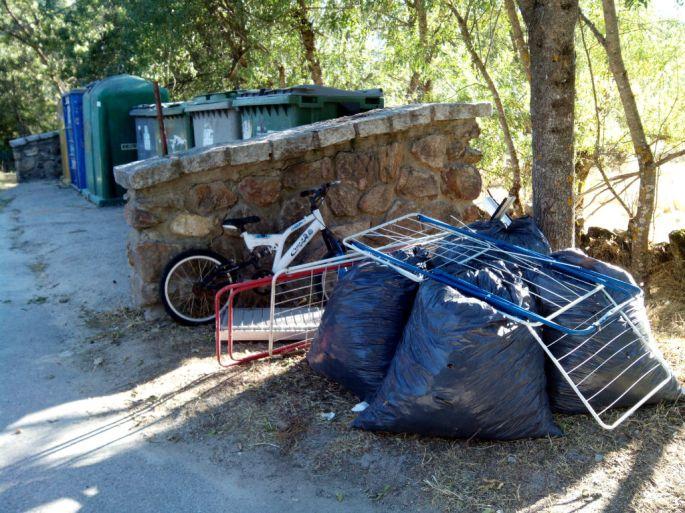 Cuándo un objeto comienza a ser basura, esa es la cuestión