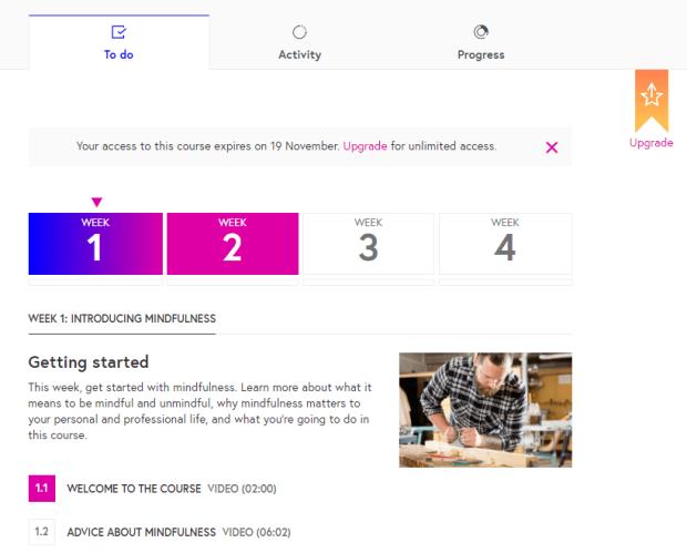La formación online puede optimizar sus contenidos