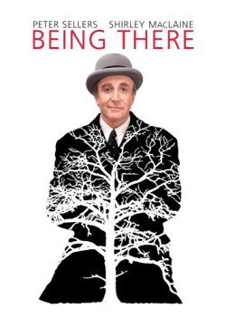 Portada de la película Being There