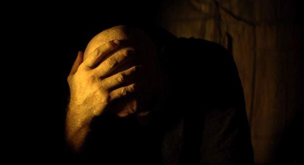 Marlon Brando como Kurtz en Apocalypse Now